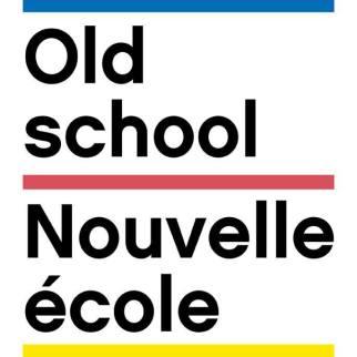 Affiche Kulte 50x70cm Old School